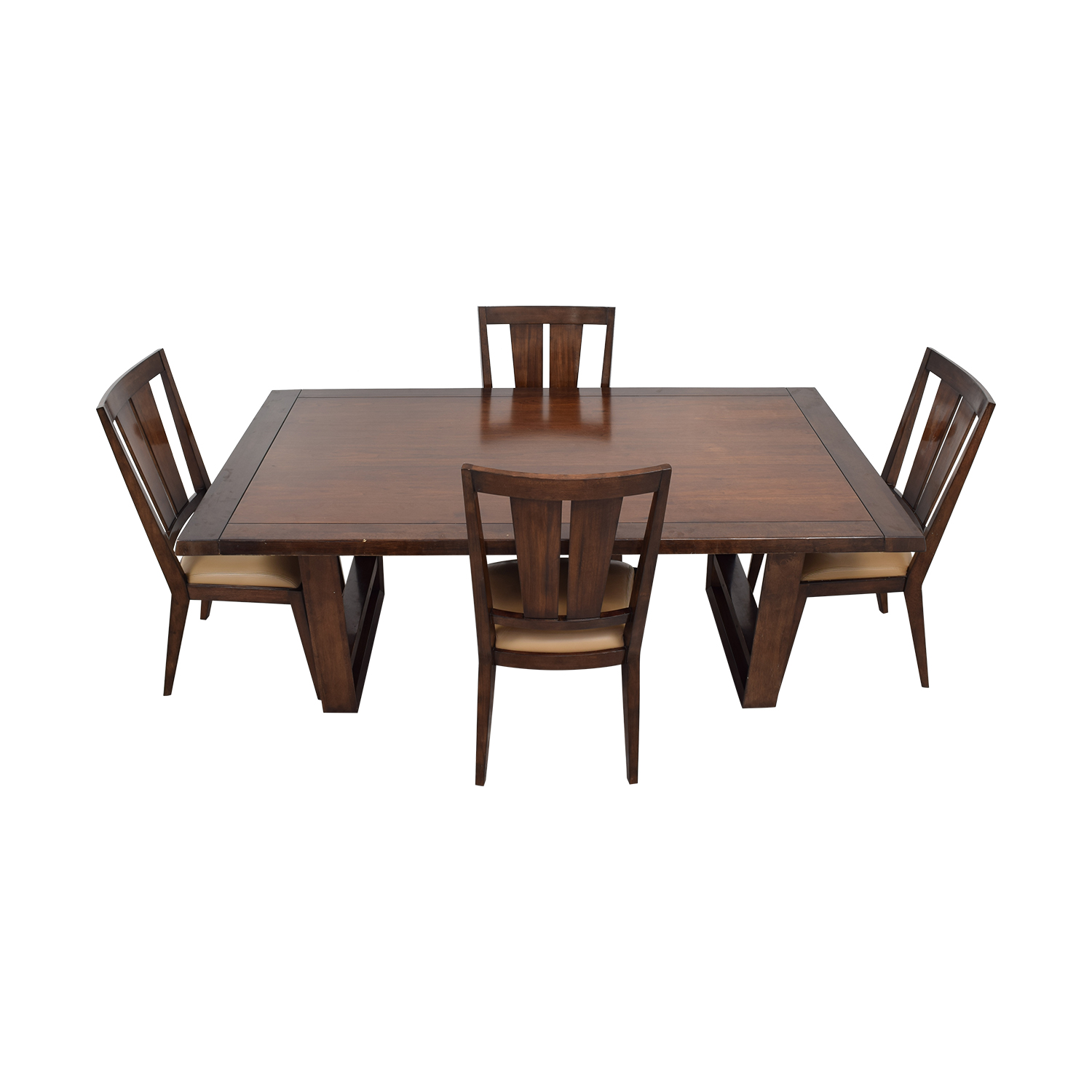 Bernhardt Wood Dining Set / Dining Sets