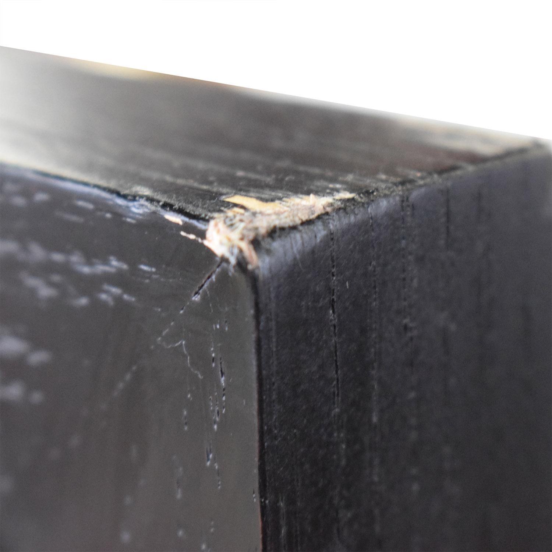 Modloft Modloft Ludlow Grey Tufted Platform King Bed Frame Bed Frames