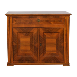 Antique Wood Single Drawer Hutch coupon
