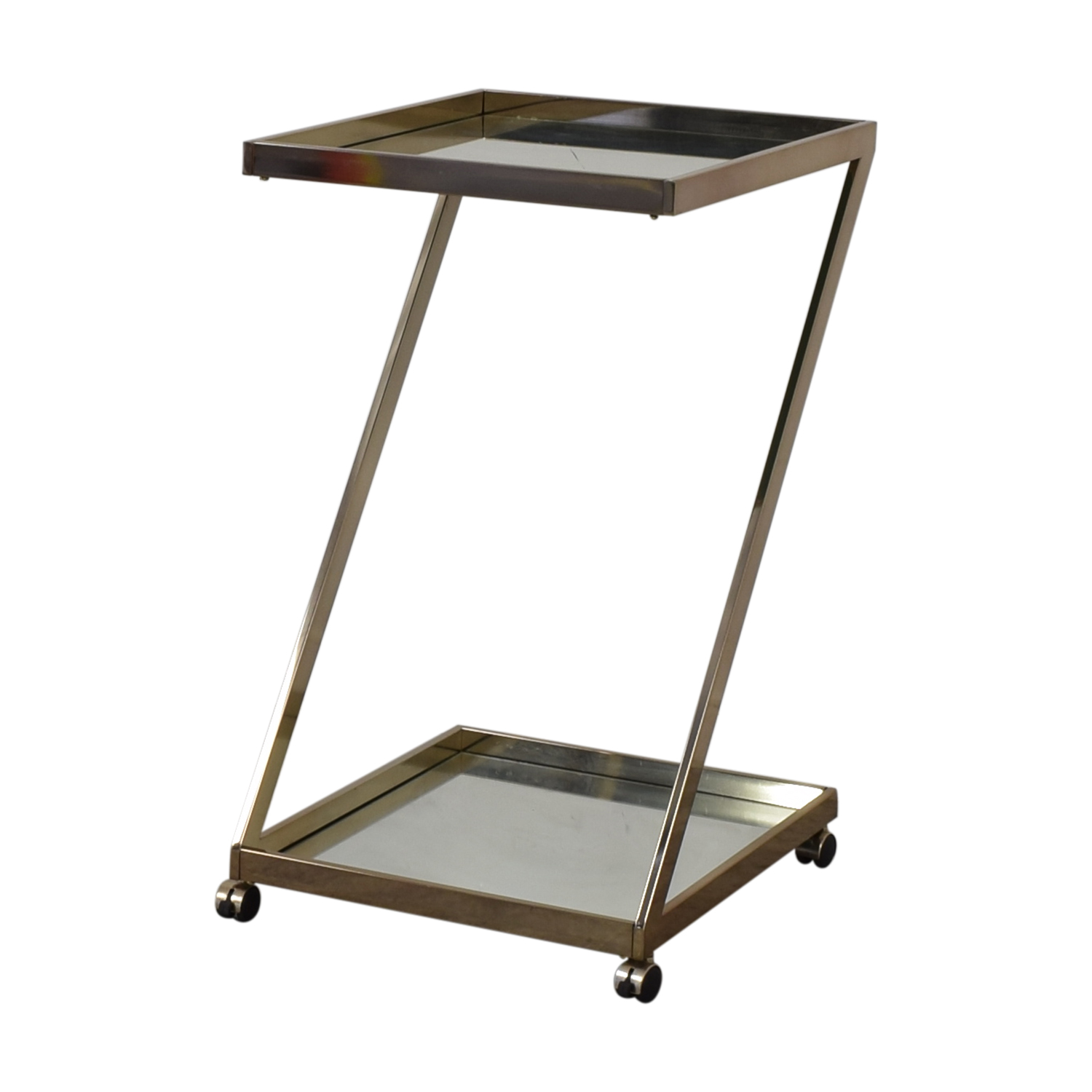 shop West Elm Bar Cart West Elm