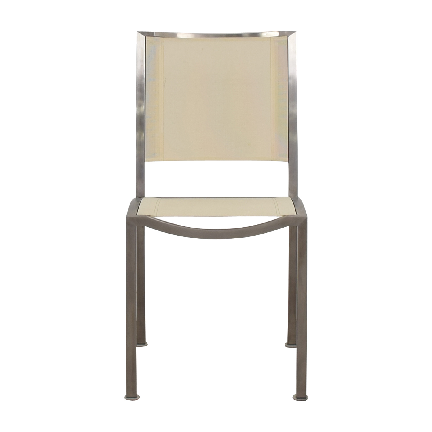 West Elm West Elm Metal Chair Dining Chairs