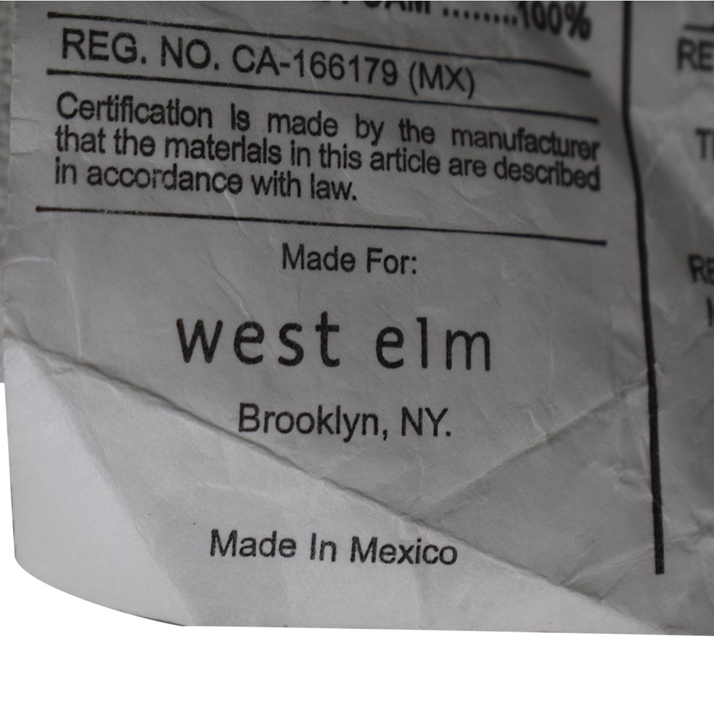 shop West Elm Harmony Down-Filled Sofa West Elm