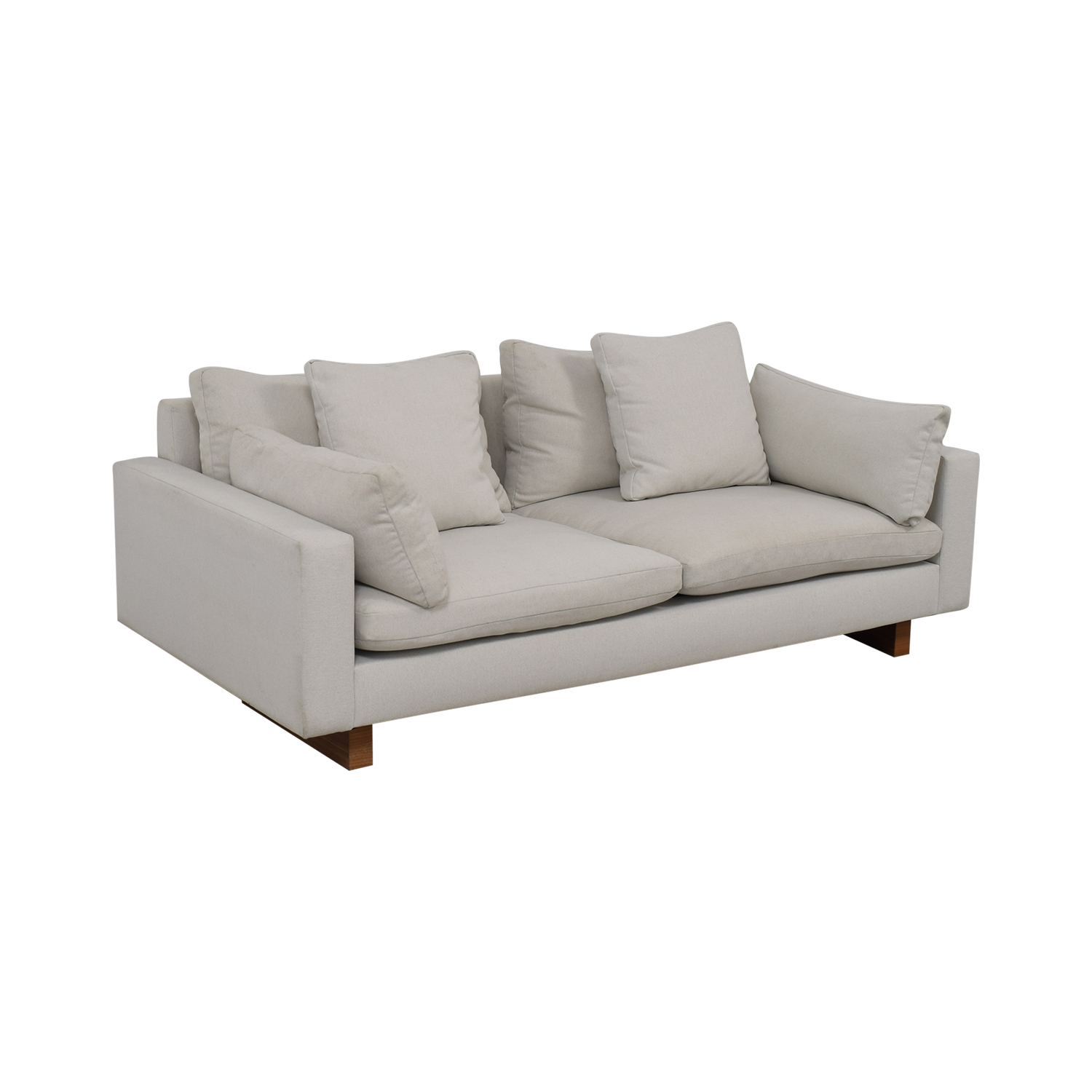 56 Off West Elm West Elm Harmony Down Filled Sofa Sofas