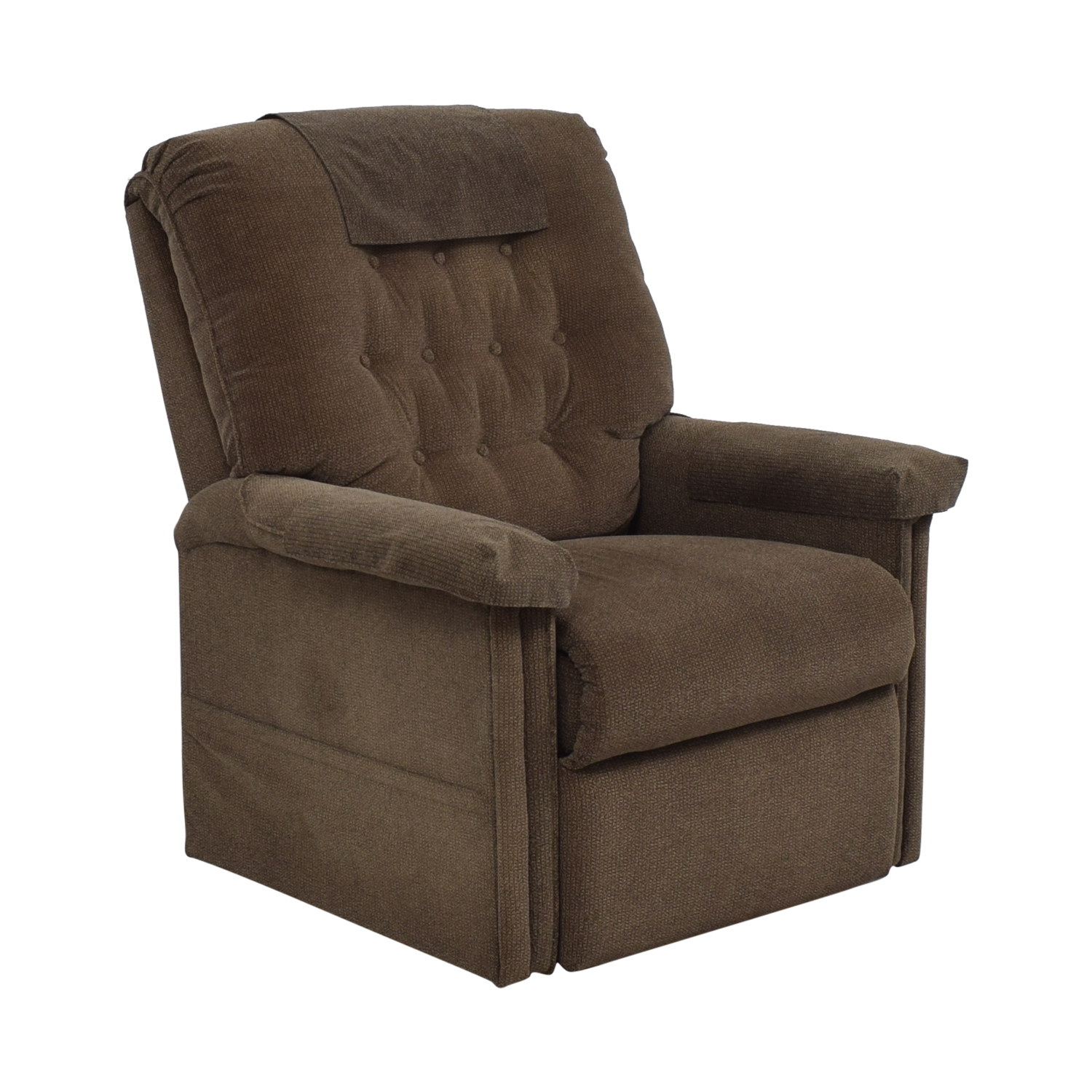 Pride Mobility Pride Mobility Brown Recliner discount