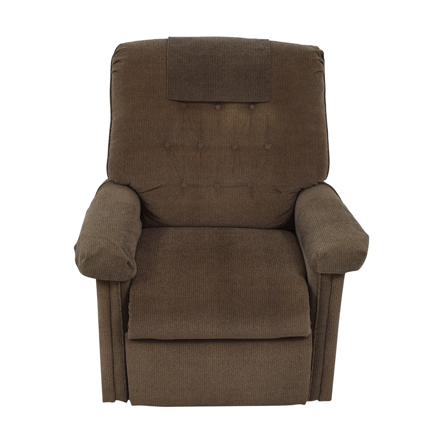 Pride Mobility Pride Mobility Brown Recliner Recliners