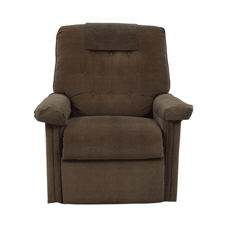 Pride Mobility Pride Mobility Brown Recliner coupon
