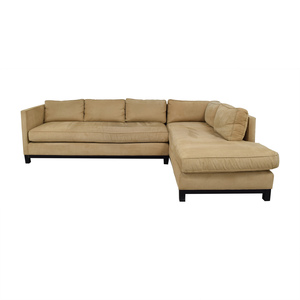 Mitchell Gold + Bob Williams Mitchell Gold + Bob Williams Clifton Left Sectional for sale