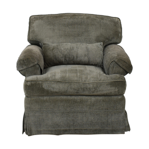 shop Classic Sofa NYC Grey Blue Oxford Armchair Classic Sofa Chairs