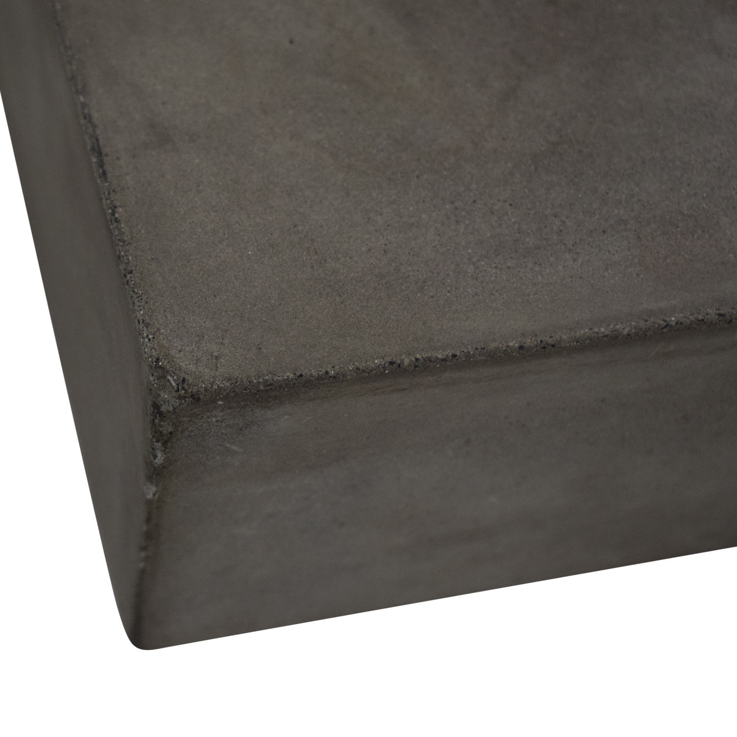 CB2 CB2 Element Cement Coffee Table discount