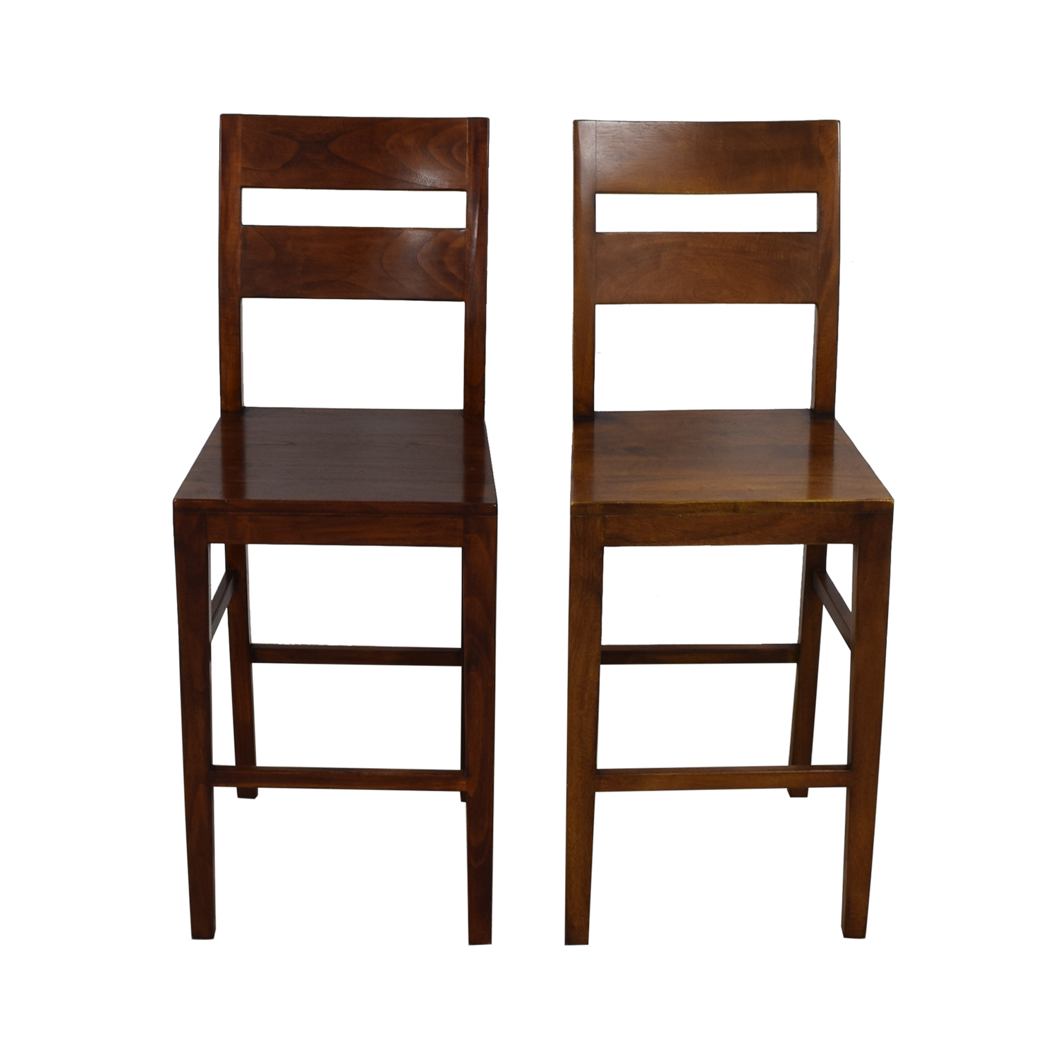 shop Crate & Barrel Counter Breakfast Bar Stools Crate & Barrel Chairs