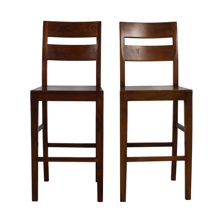 Crate & Barrel Crate & Barrel Counter Breakfast Bar Stools for sale