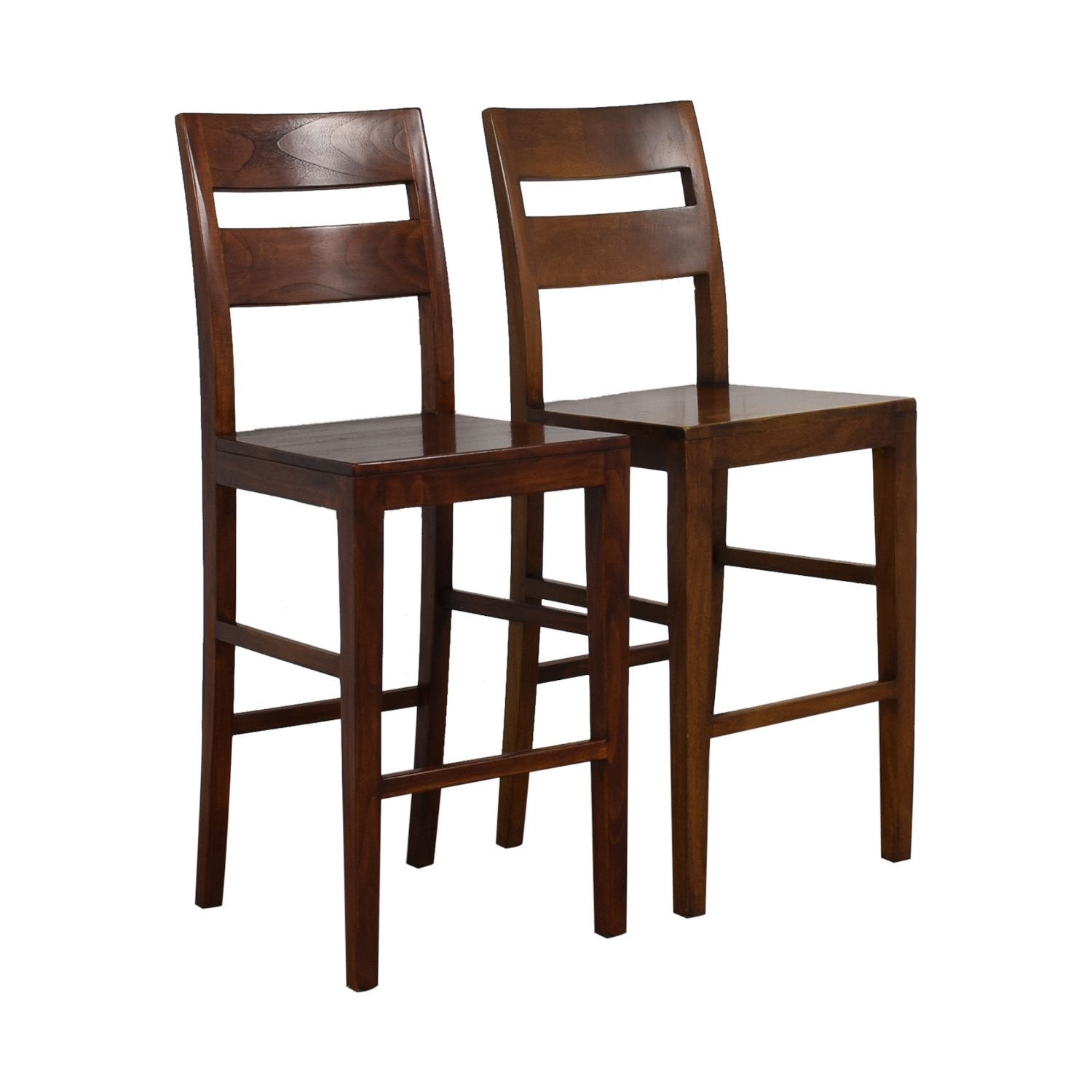 Crate & Barrel Counter Breakfast Bar Stools / Stools