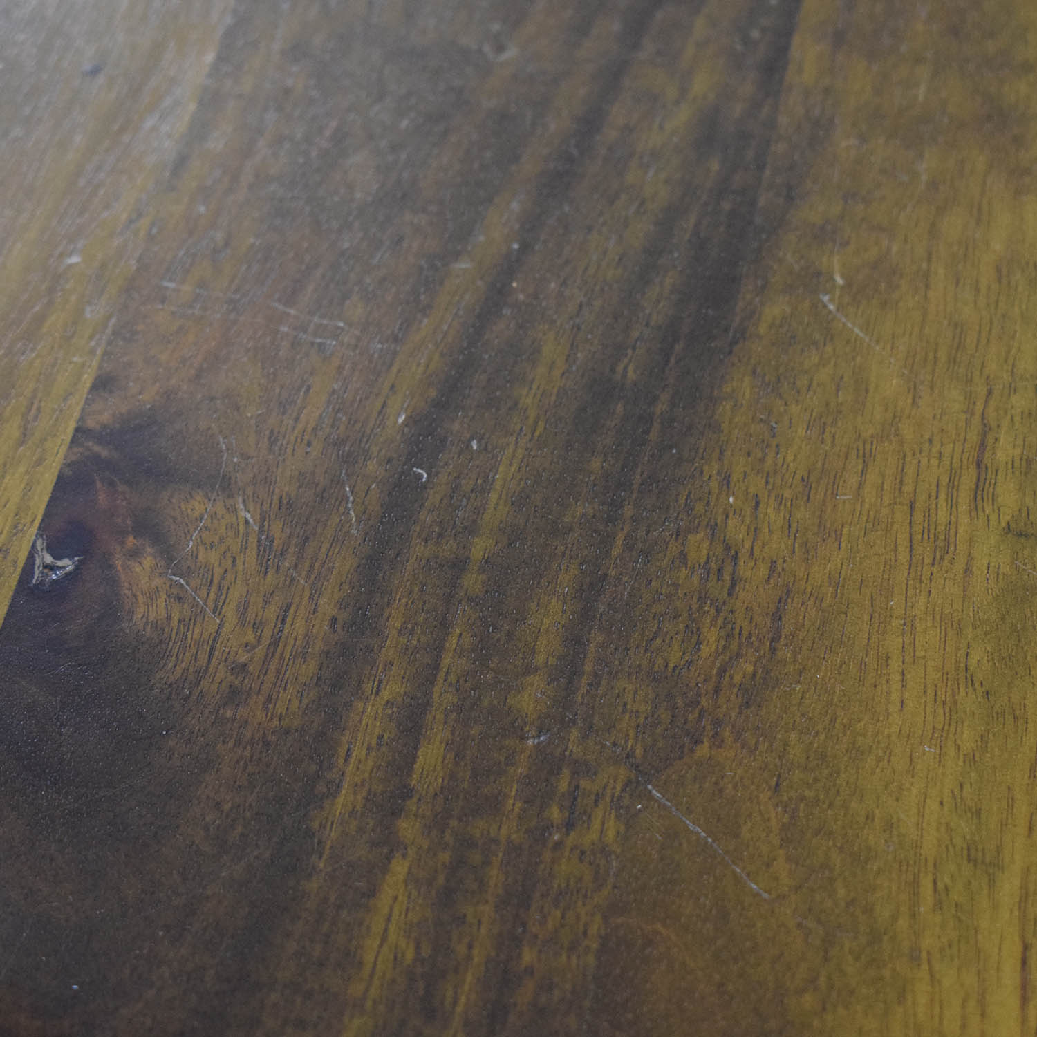 Crate & Barrel Crate & Barrel Wood Table with Two Benches nyc