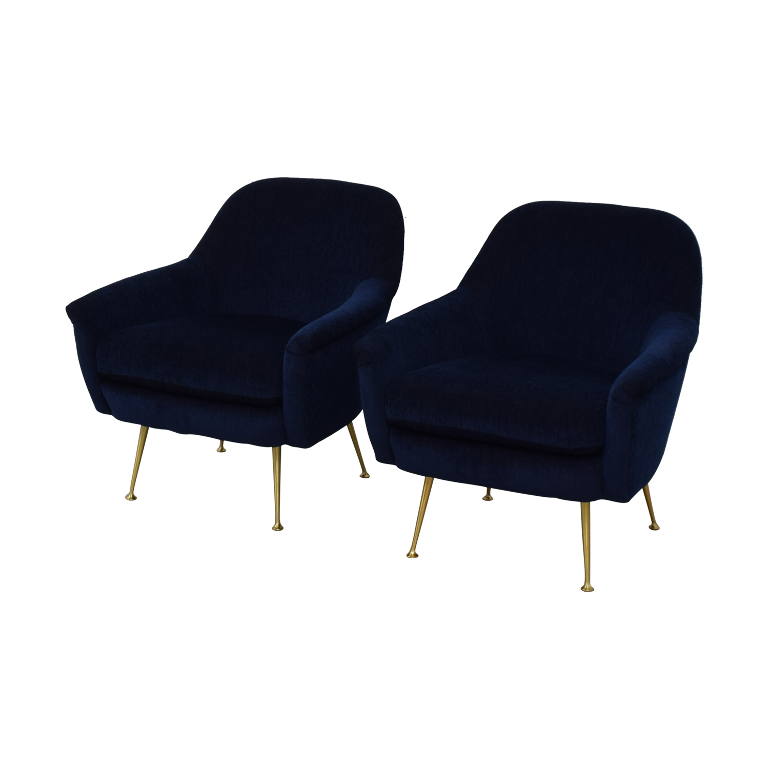 West Elm West Elm Phoebe Chairs nyc