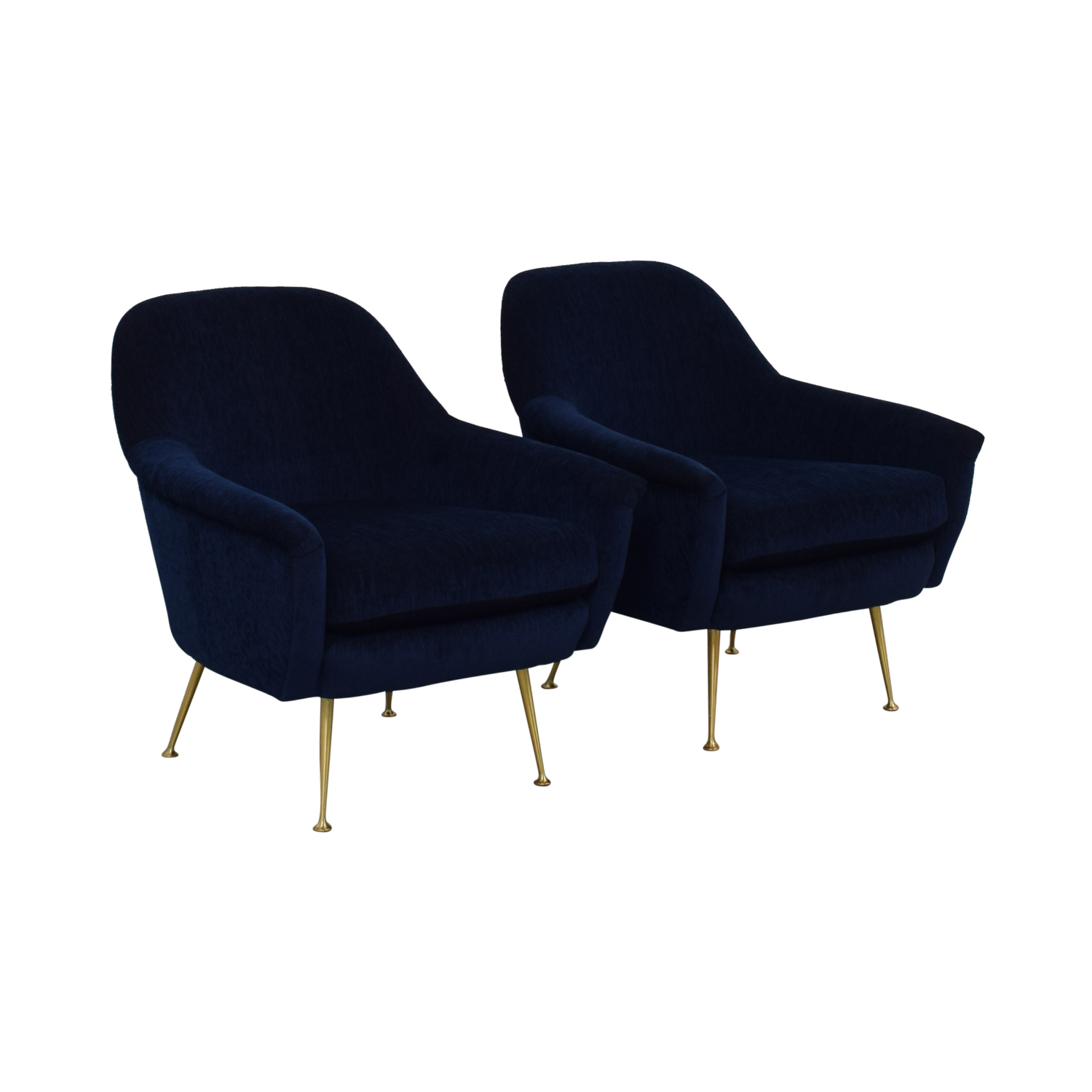 West Elm Phoebe Chairs / Chairs