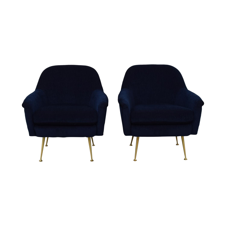 shop West Elm West Elm Phoebe Chairs online