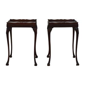 Weiman Weiman Furniture Side Tables nyc