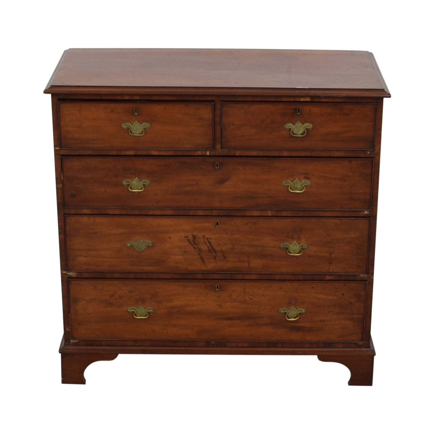 Five-Drawer Chest of Drawers Dressers