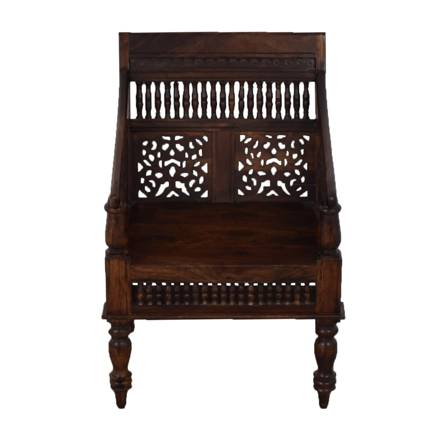 shop Wooden Accent Chair  Accent Chairs