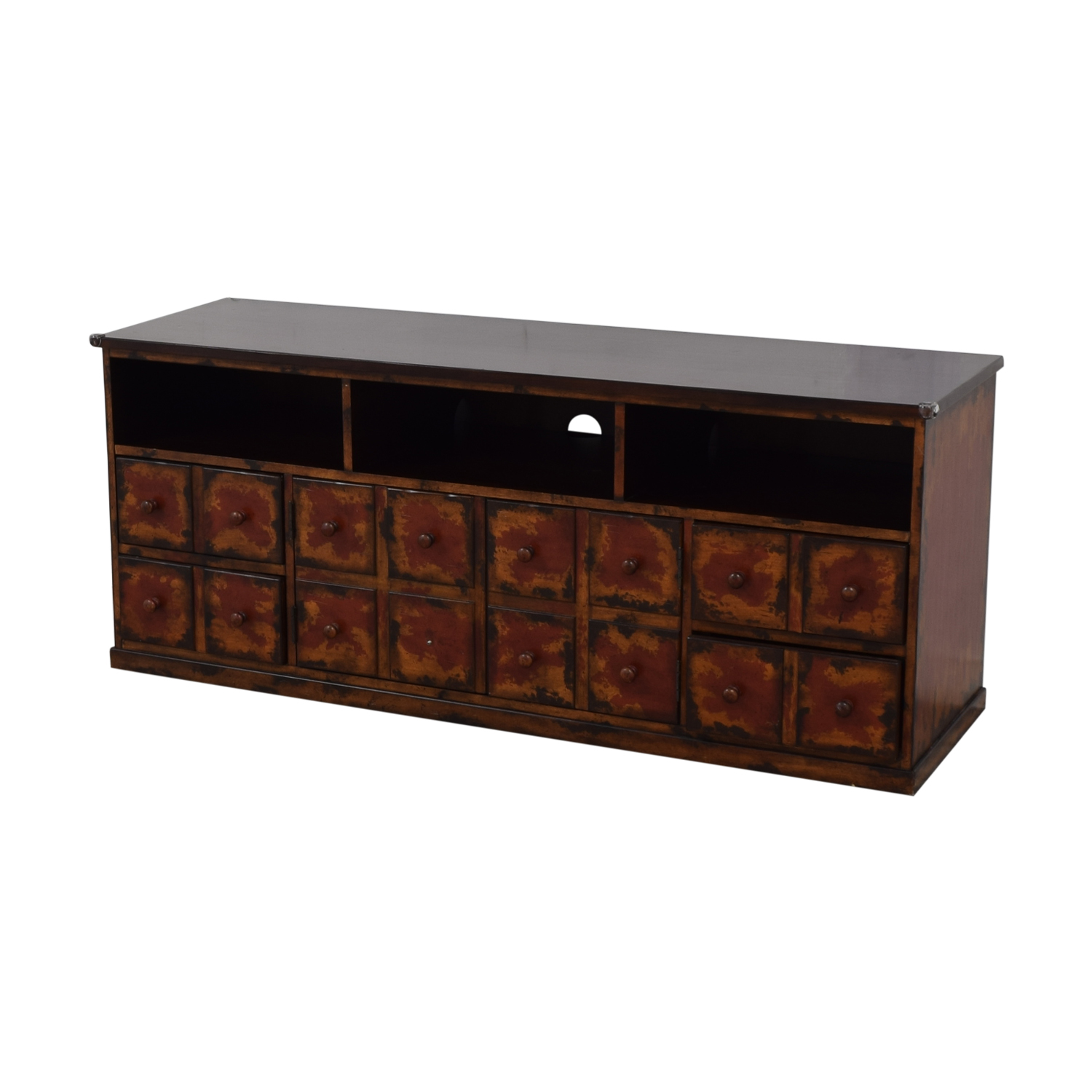 Pottery Barn Pottery Barn Entertainment Console on sale