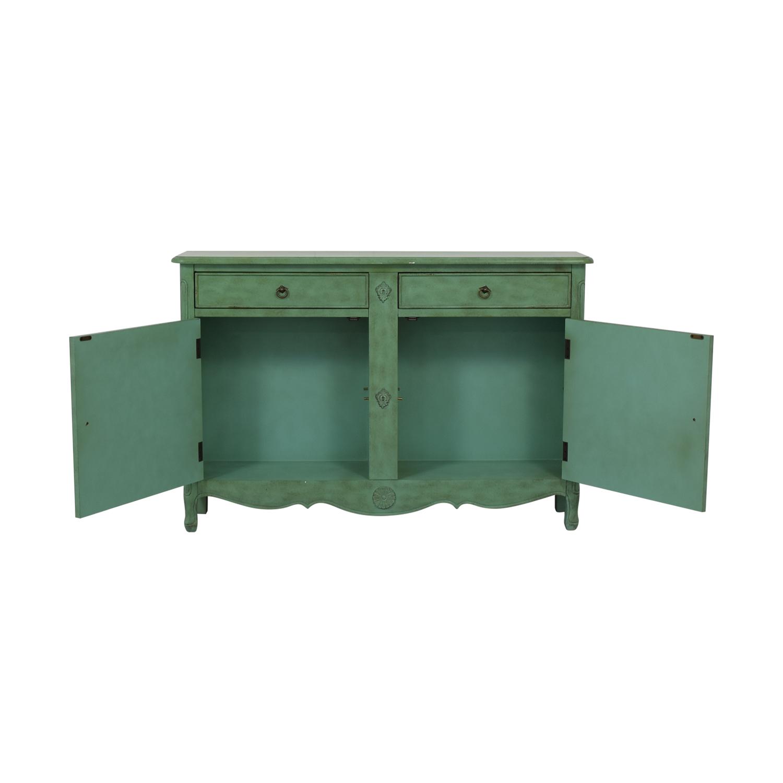 buy  Rustic Mint Green Credenza online