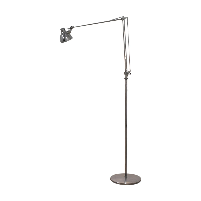 Chrome Floor Lamp Lamps