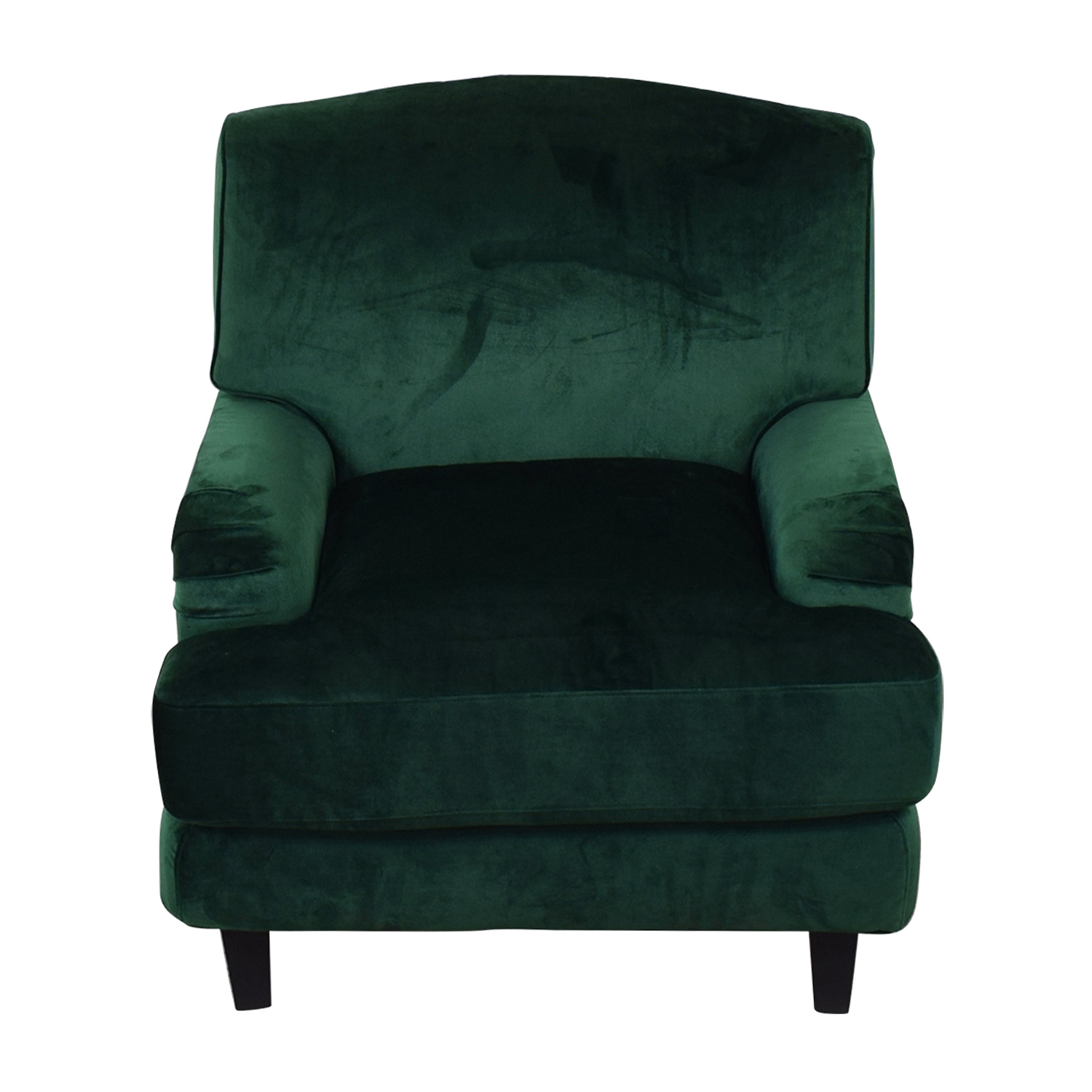 Rose Emerald Green Chair Accent Chairs