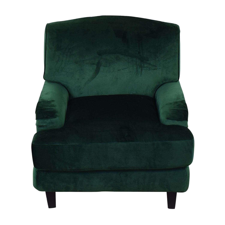 Rose Emerald Green Chair discount