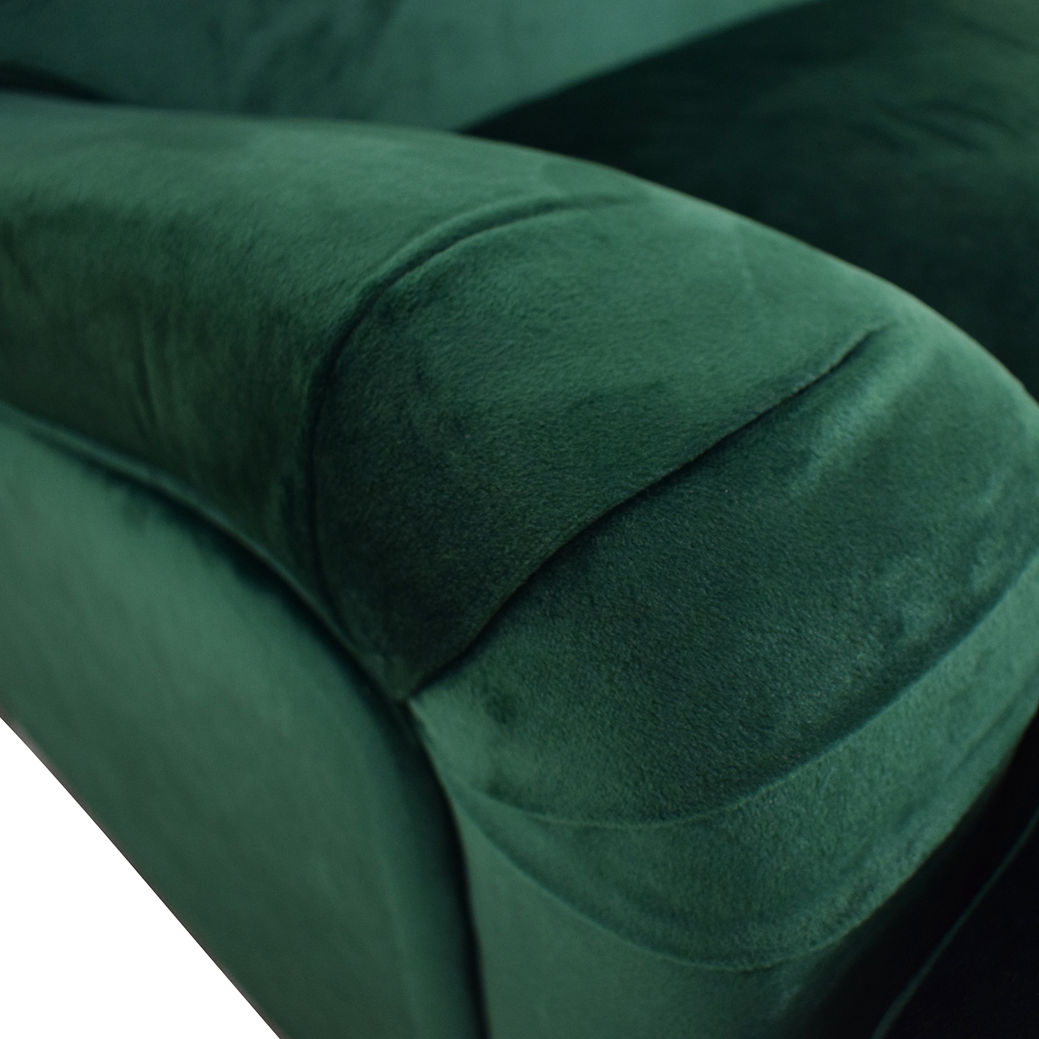 Rose Emerald Green Chair on sale