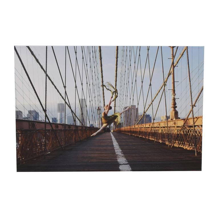 Anne Wu Commissioned Dancer in Manhattan Portrait for sale