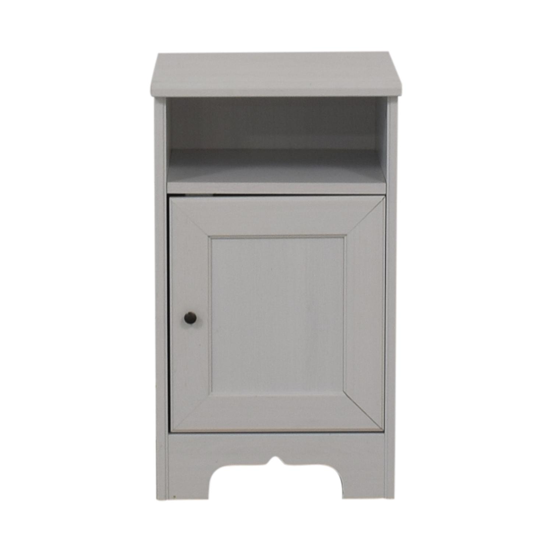 shop IKEA IKEA White Nightstand online
