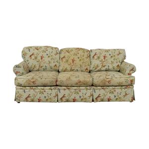 Harden Harden Scalamandre Upholstered Three-Cushion Sofa coupon