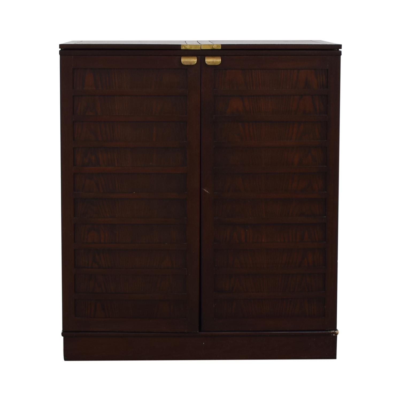 shop Wood Bar Cabinet  Tables