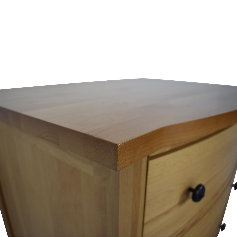 Crate & Barrel Five-Drawer Tall Dresser Crate & Barrel