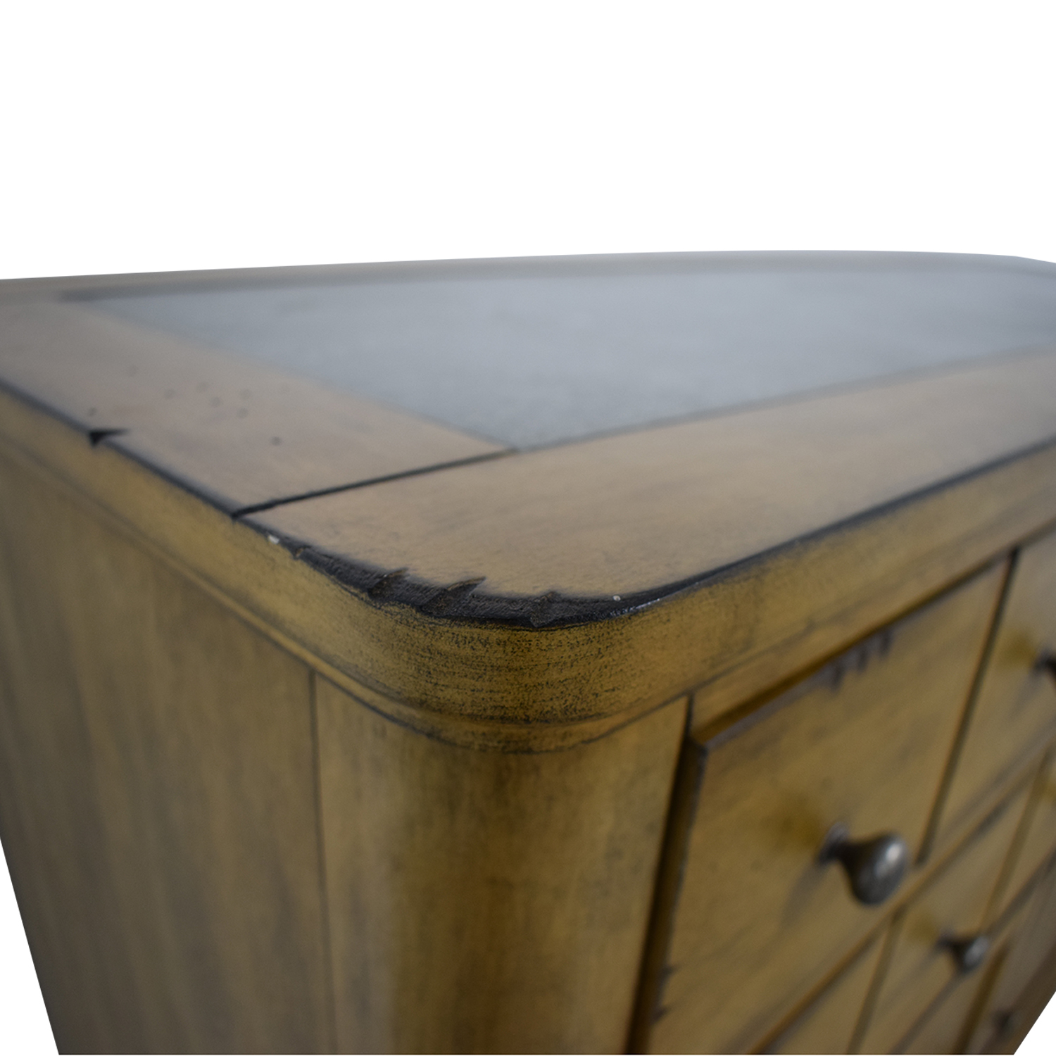 buy Raymour & Flanigan Raymour & Flanigan Four-Drawer Side Cabinet Buffet online