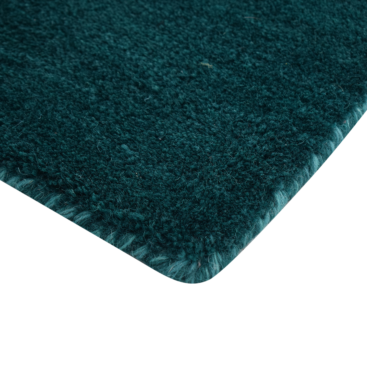 buy CB2 Ombre Teal Rug CB2