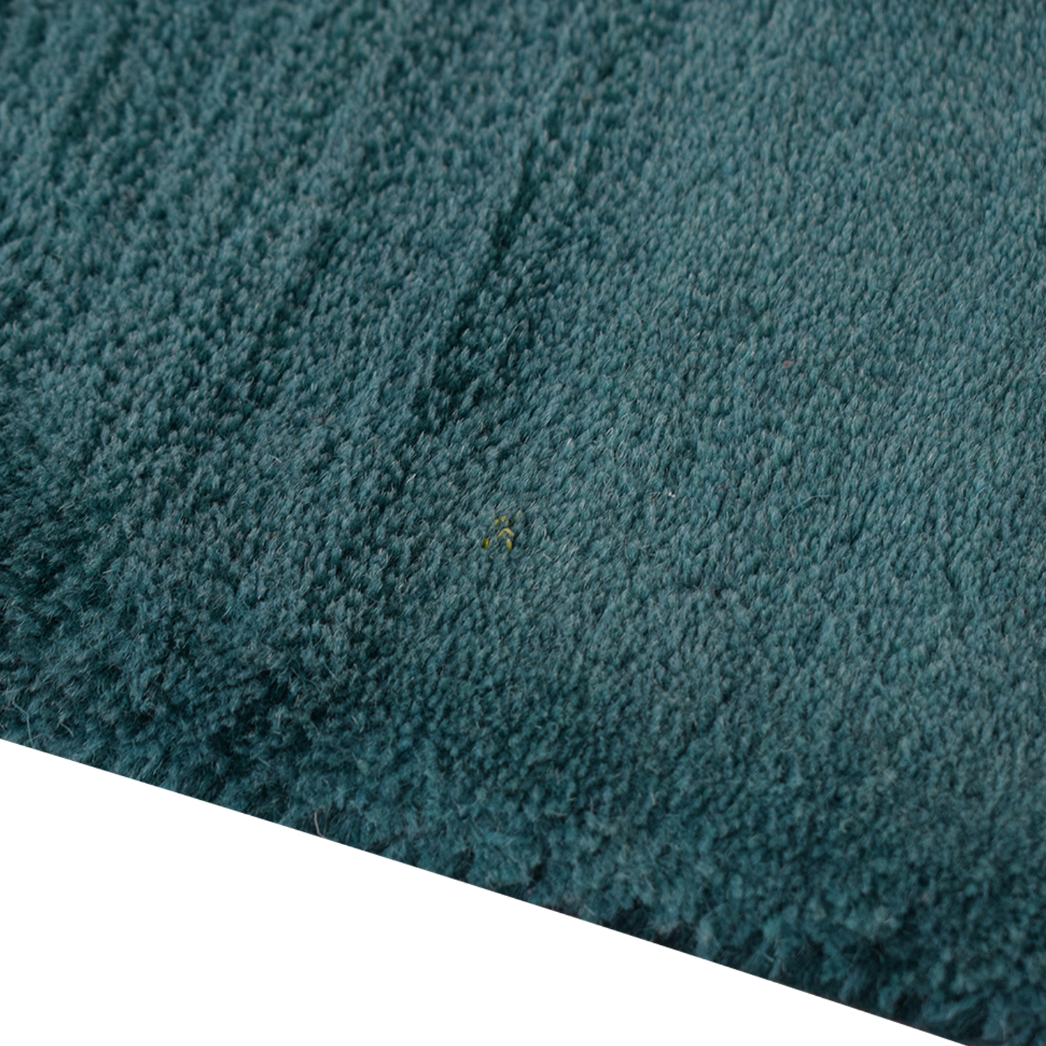 CB2 CB2 Ombre Teal Rug Rugs