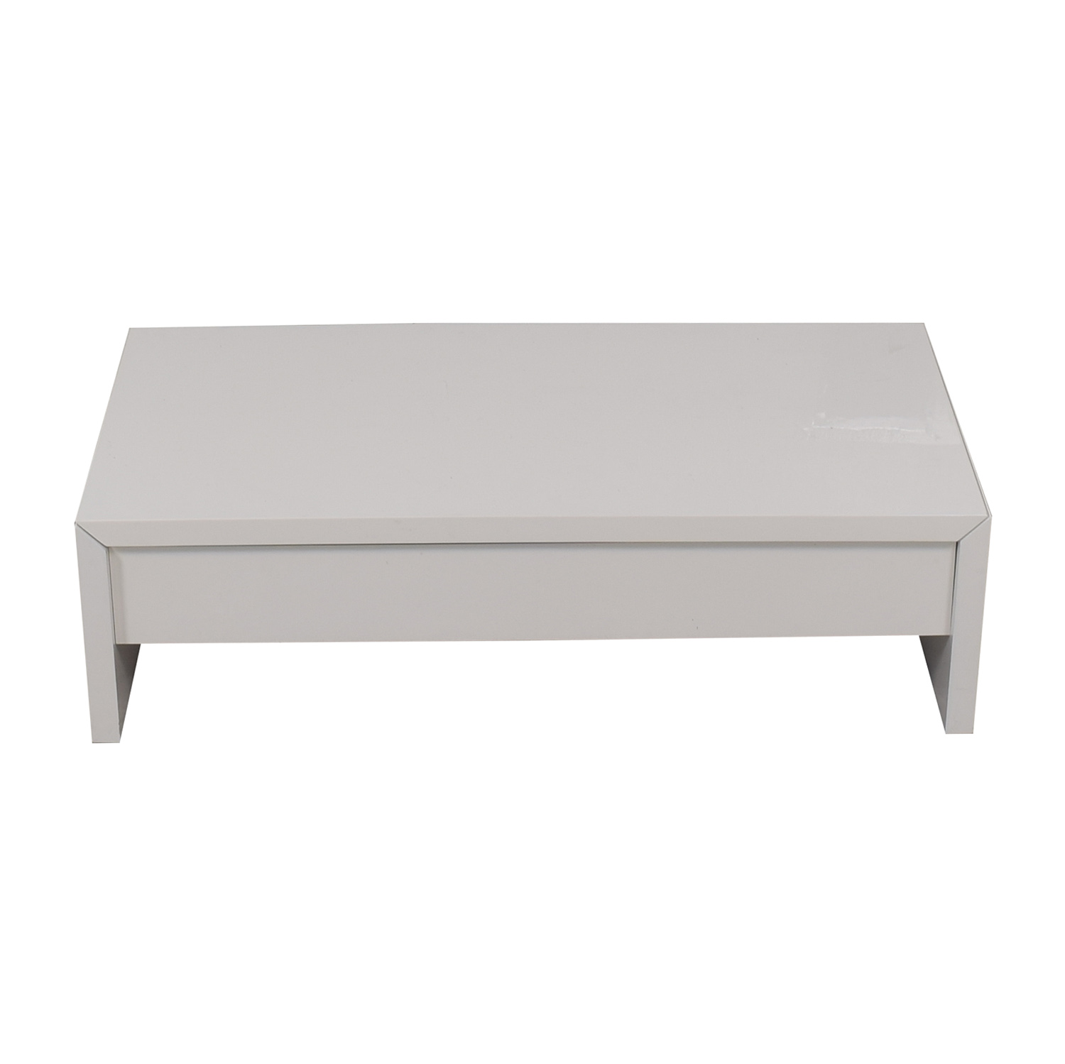 buy Safavieh White Coffee Table with Lift Top Storage Safavieh Coffee Tables