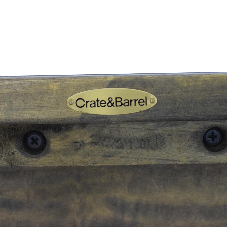 Crate & Barrel Crate & Barrel Dining Set price