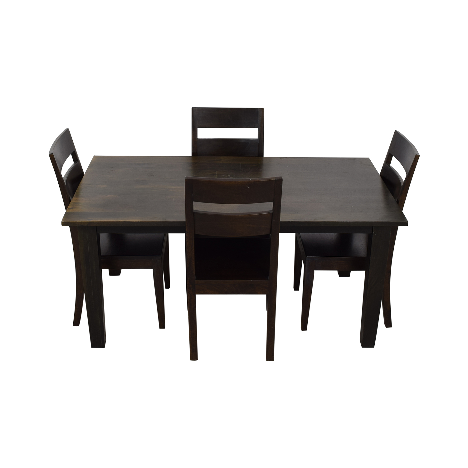Crate & Barrel Crate & Barrel Dining Set second hand