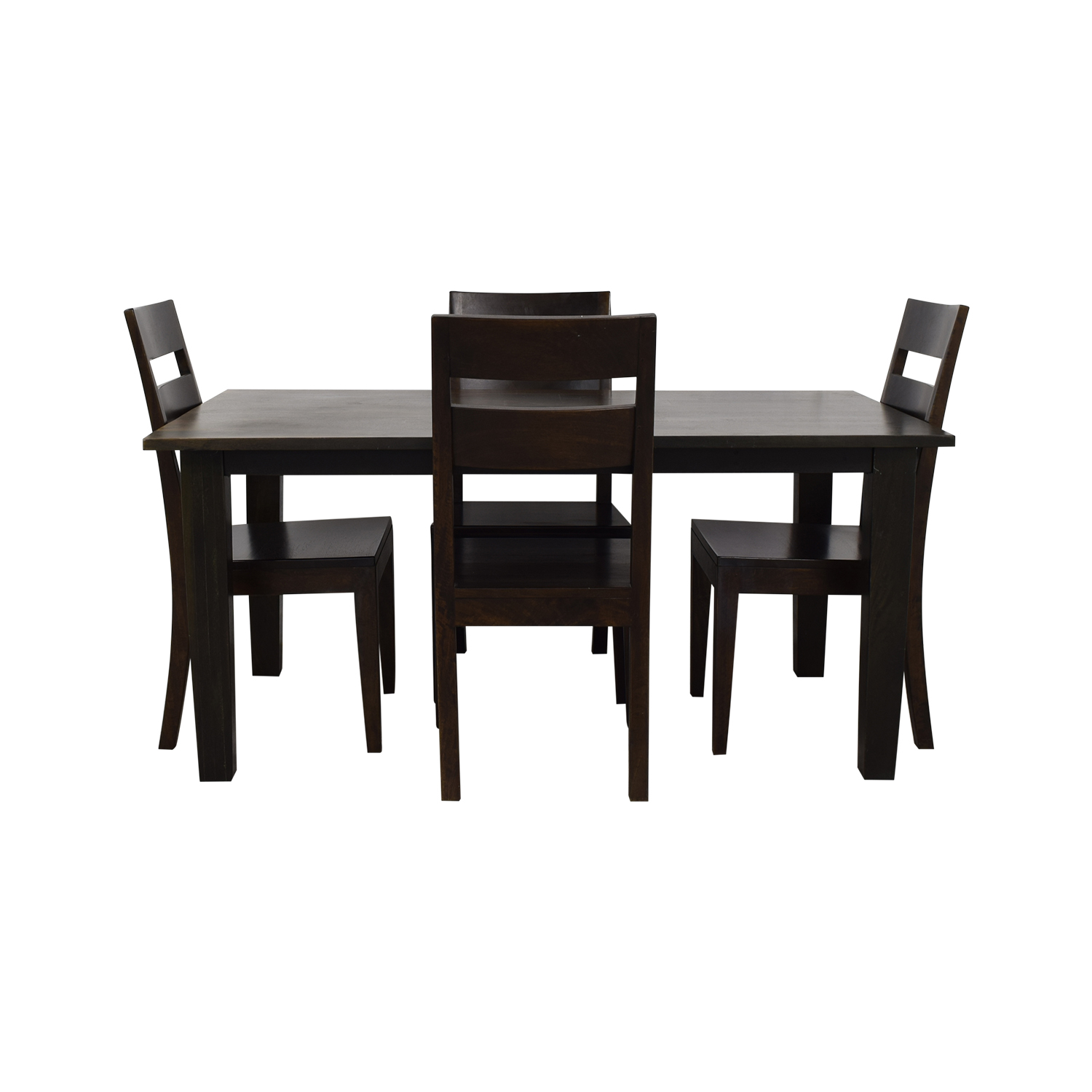 Crate & Barrel Crate & Barrel Dining Set on sale