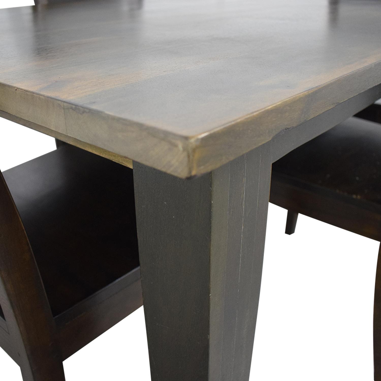 Crate & Barrel Dining Set / Dining Sets