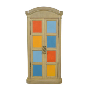 Drexel Drexel Painted Country Fresh Wood Armoire coupon