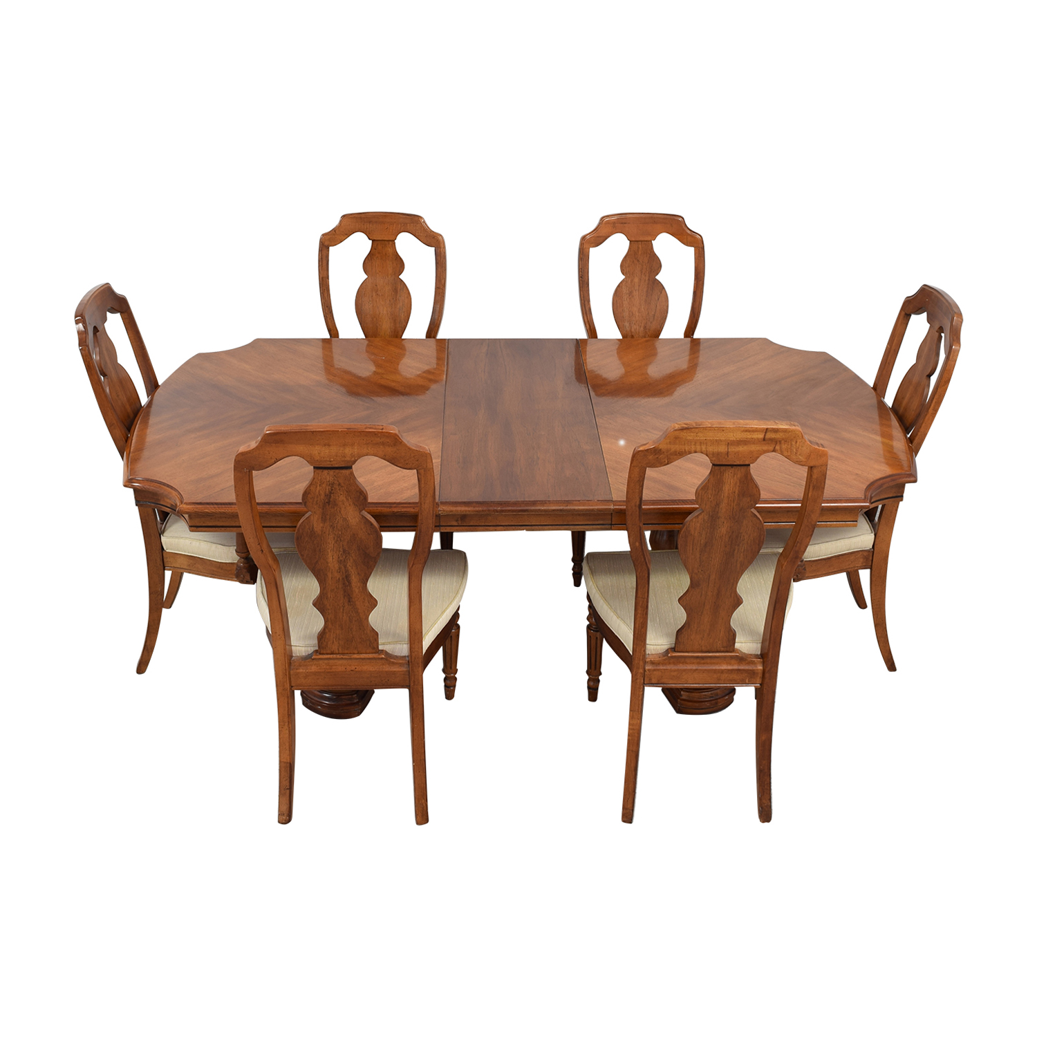 shop Extendable Wood Dining Set  Dining Sets