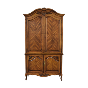 shop Wood Four-Drawer Clothing Armoire