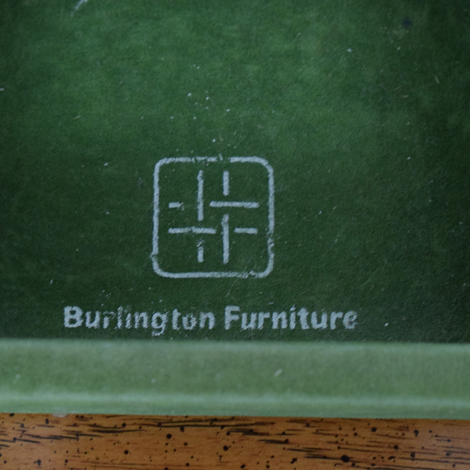 Burlington Furniture Burlington Furniture Nine-Drawer Dresser with Mirror coupon