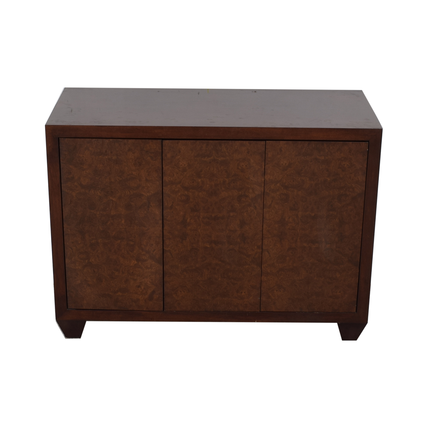 Custom Cherry Media Cabinet discount