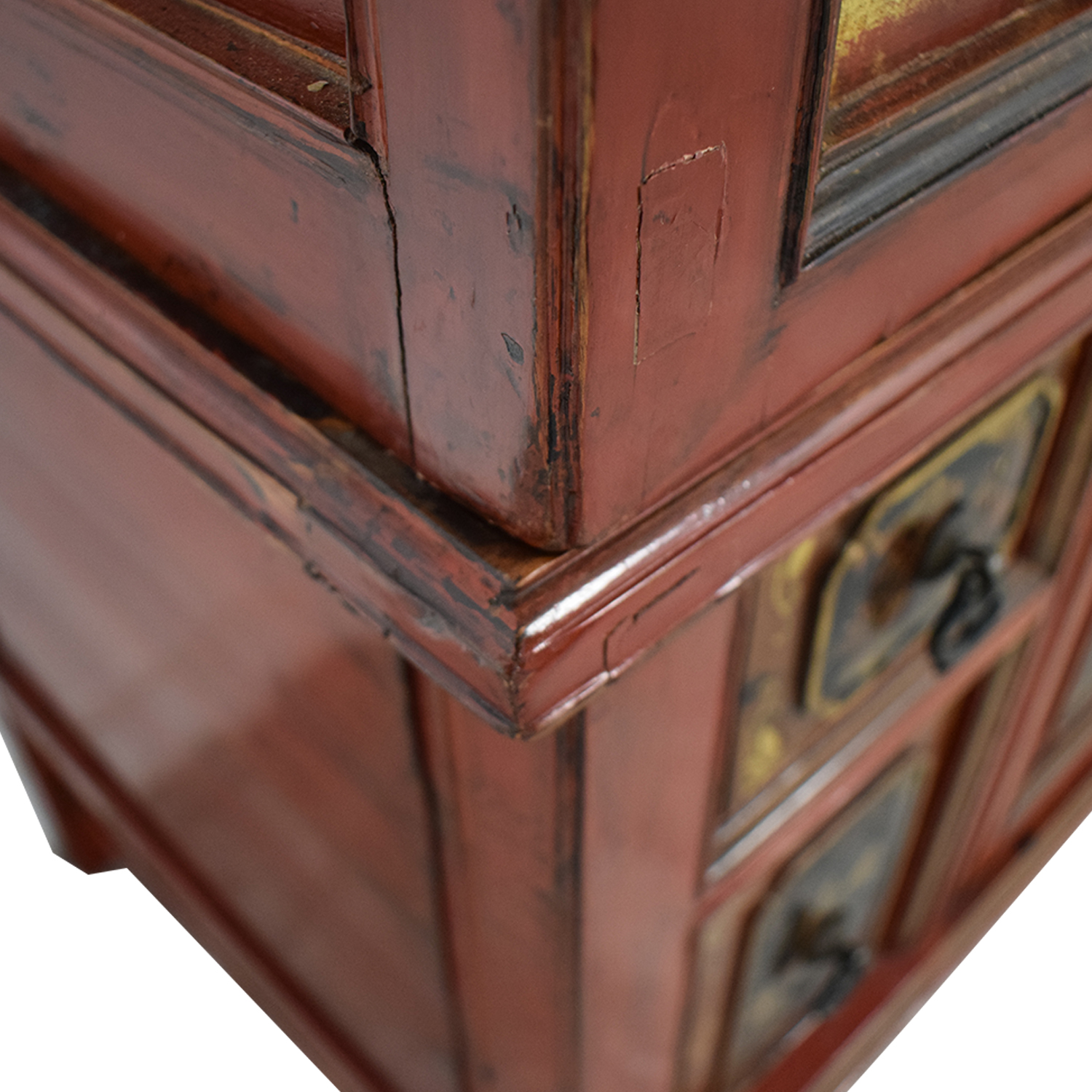 Chinese Wedding Cabinet multi-color