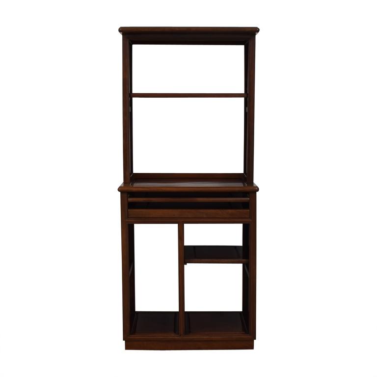 shop Wooden Computer Station