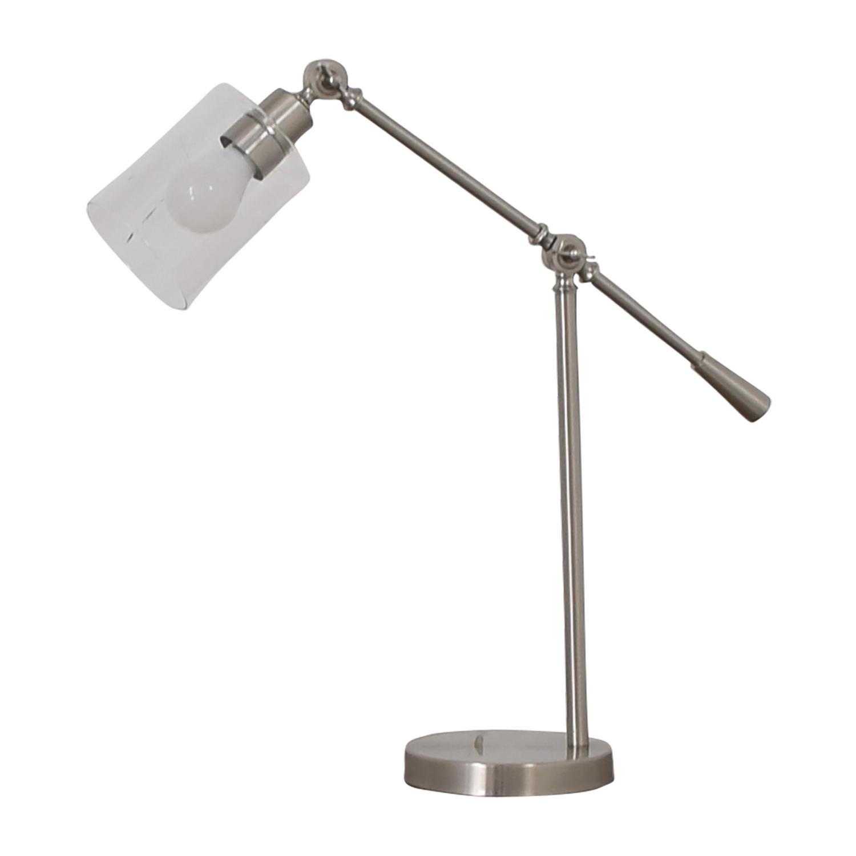 shop Wayfair Smoky Desk Lamp Wayfair Lamps
